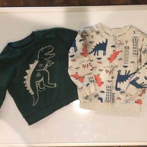 Toddler boy 3t sweatshirt lot